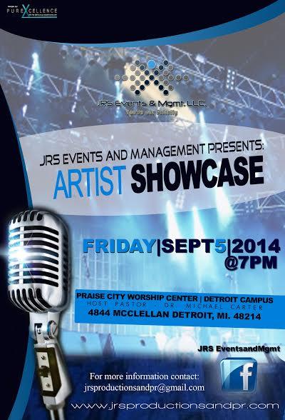 jrs showcase